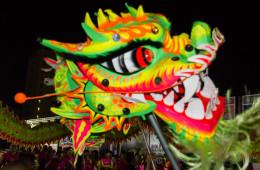Video: Chingay Parade in Johor Bahru in Malaysia