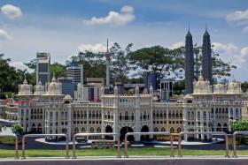 Photo Of The Week – Miniature Kuala Lumpur at Legoland Malaysia Theme Park in Johor Bahru
