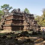 Phimeanakas Temple Angkor Cambodia