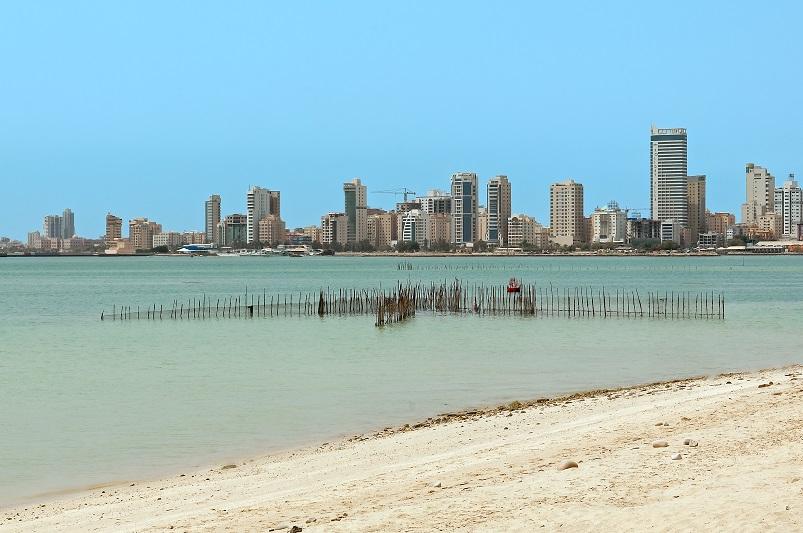 Bahrain waterfront