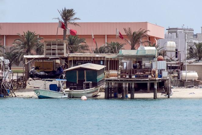 Bahrain Fishermen's Houses