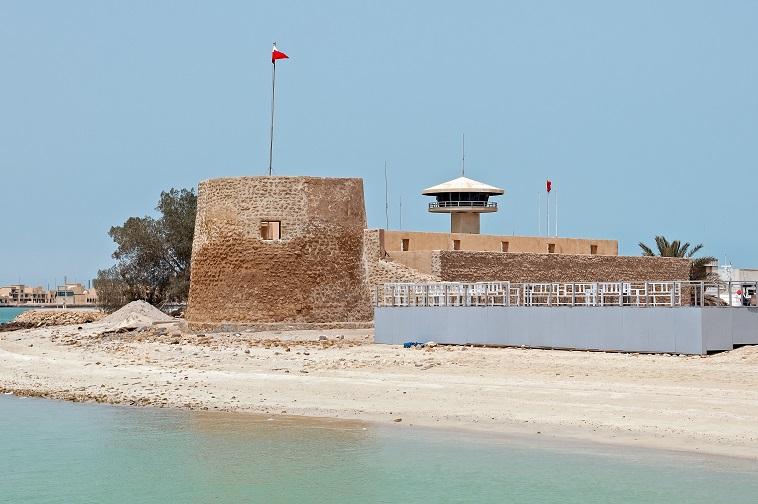 Bu Maher Fort in Bahrain