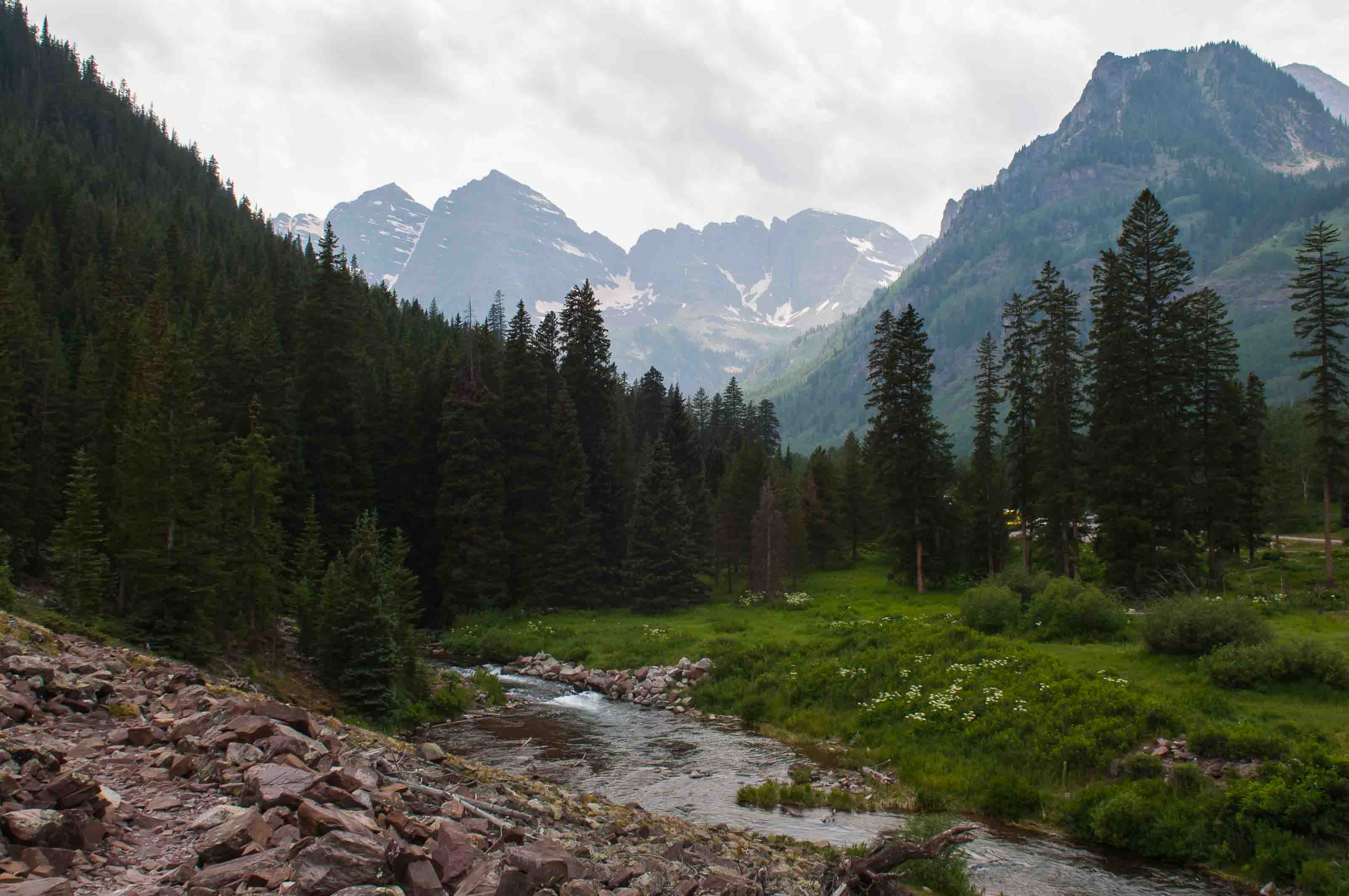 Article: Part 6 US Road Trip Hike Maroon Bells
