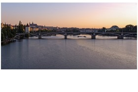 Photo Of The Week – Sunrise in Prague Czech Republic