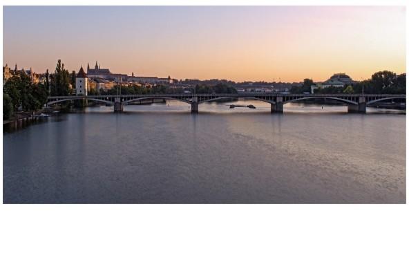 Photo Of The Week – Sunrise in Prague Czech Republic