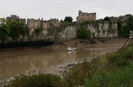 Photo of the week – Chepstow Castle in  Wales