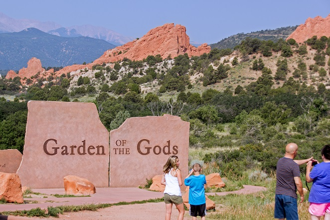 Article: Part 7 US Road Trip Visit of the Garden of the Gods in Colorado Springs