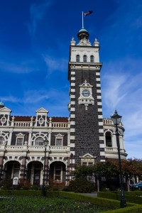 Dunedin Railway Station Tower