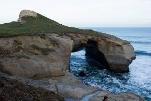 Tunnel Beach Rock