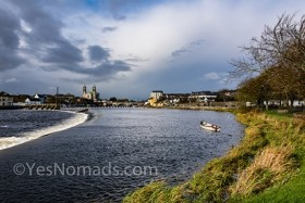 Photo Of The Week – Light between Storms in Athlone in Ireland