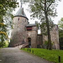 Article: 3 Day Southern Welsh Adv – Part 3 Visit Castell Coch & Wiggleys Fun Farm & Coney Beach