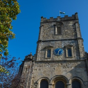 Church of St Mary in Chepstow
