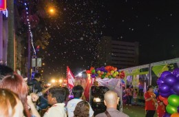 Article: Chingay Festival in Johor Bahru in Malaysia
