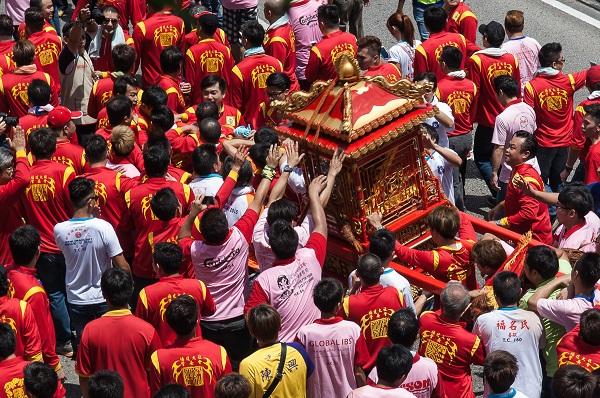 Prelude Parade in JB