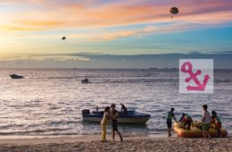 Photo Of The Week – Sunset at Batu Ferringhi Beach on Penang Island of Malaysia