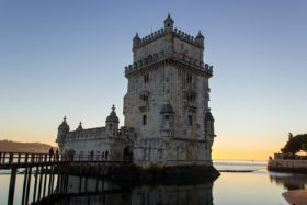 Video: Visit of Belém District in Lisbon in Portugal
