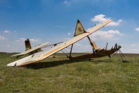 Video: Start practice Vintage Glider SG38 at Wasserkuppe near Fulda