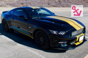 Video: AWESOME Rental CAR – The 2016 Ford Mustang Shelby GT-H