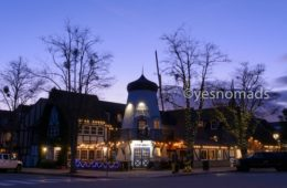 Photo Of The Week – Hamlet Square in Solvang in California