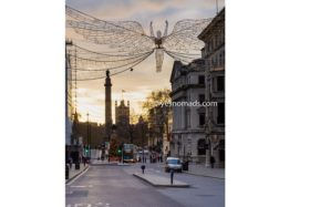 Photo Of The Week – Regent Street during Christmas time in London