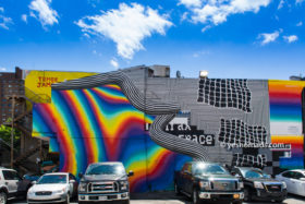 Photo Of The Week – Mural in Montreal