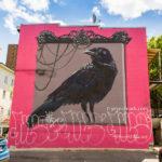 Street art Boulevard Saint-Laurent