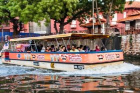 Video: Melaka River Cruise