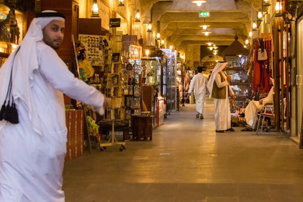 Video: Visit of the market Souq Waqif in Doha | YesNomads